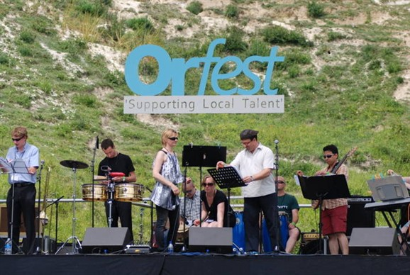 Photo: Illustrative image for the 'Orfest 2008, 26th July' page